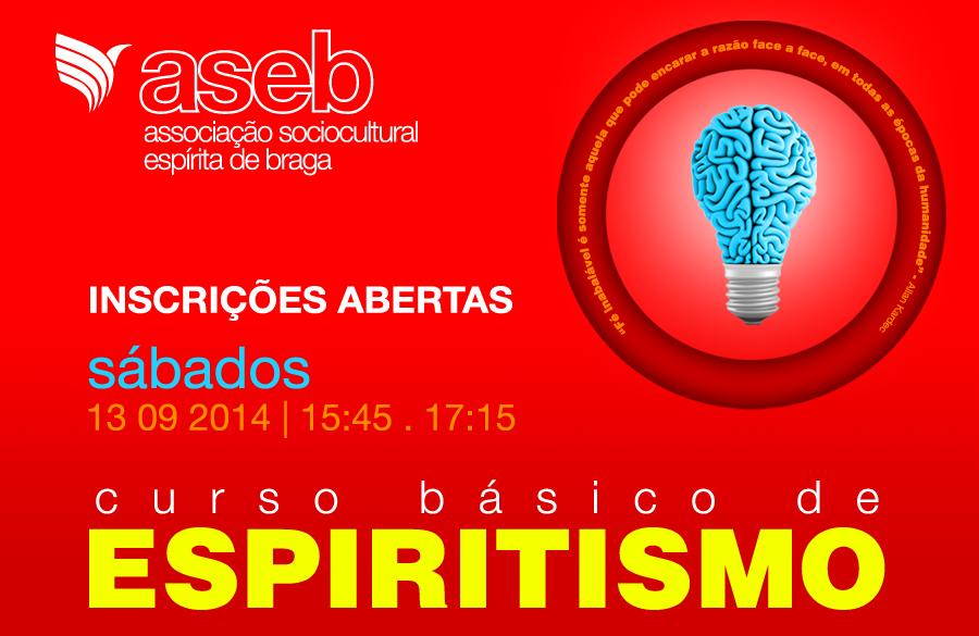Inscrições curso básico 2014