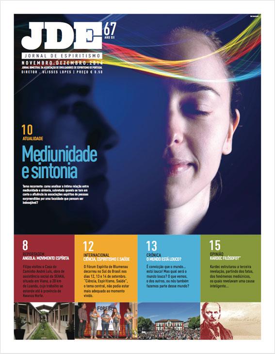 Jornal Espiritismo 67